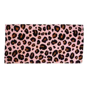 Brampton House Leopard Beach Towel