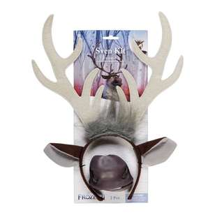 Frozen 2 Sven Headband & Nose Kit