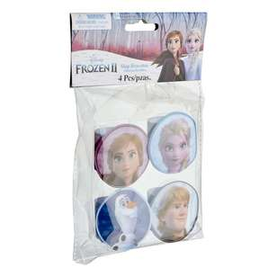 Frozen 2 Slap Bracelet 4 Pack