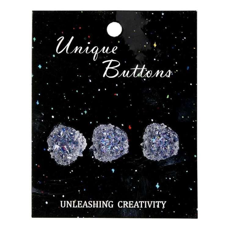 Unique Buttons Crystal