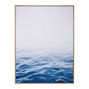 Cooper & Co Framed Waves Canvas