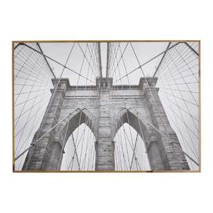 Cooper & Co Framed Brooklyn Bridge Art
