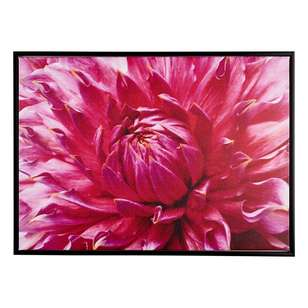 Cooper & Co Large Flower Framed Print