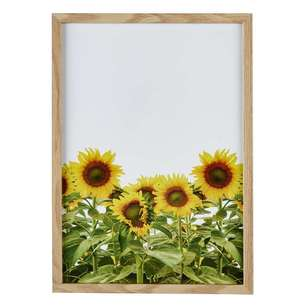 Cooper & Co Sunflowers A3 Framed Print #3