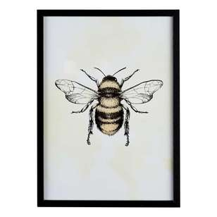 Cooper & Co Bee A3 Framed Print #5