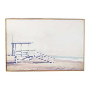 Cooper & Co Pier Framed Canvas