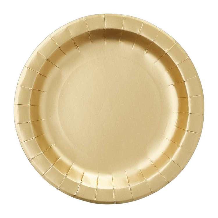 Matte 23cm Paper Plate