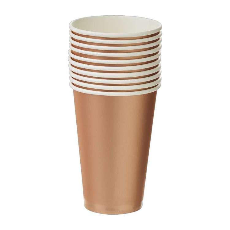 Matte 355mL Paper Cup