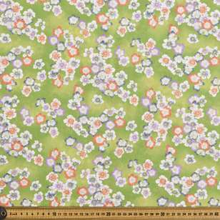 Fuji Oriental TC Cotton Polyester Fabric