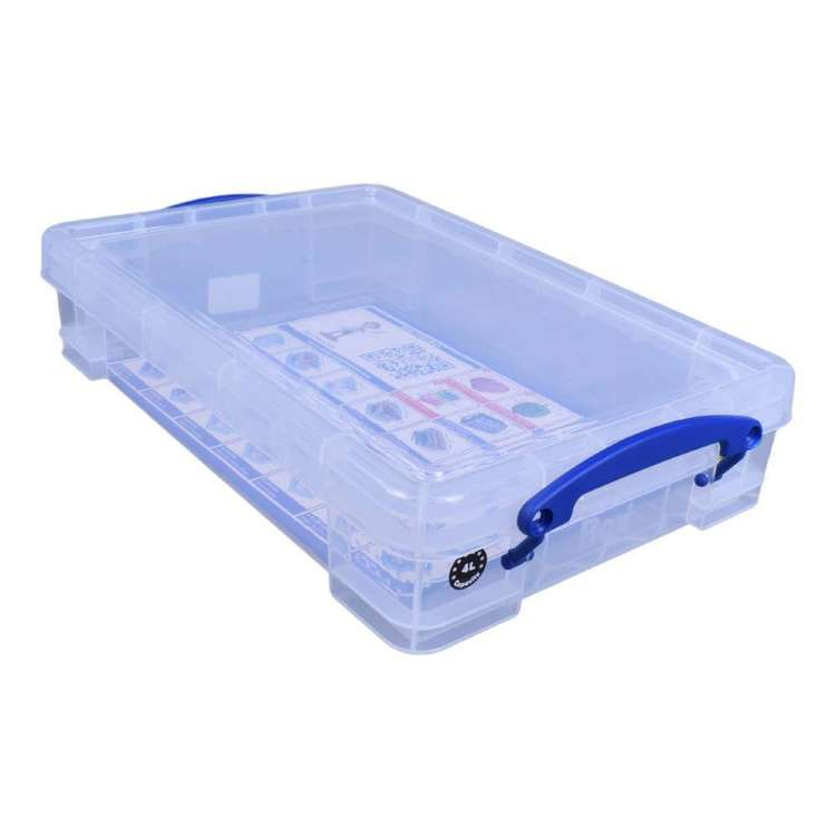 Snap Lock 4L Hobby Storage Box