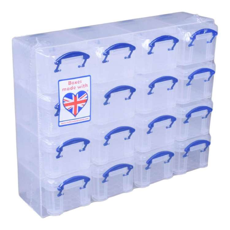Really Useful Box 16 Box Organiser