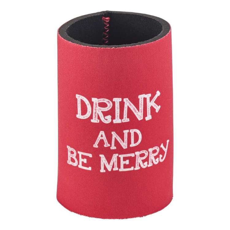 Christmas By Ladelle Be Merry Stubby Holder