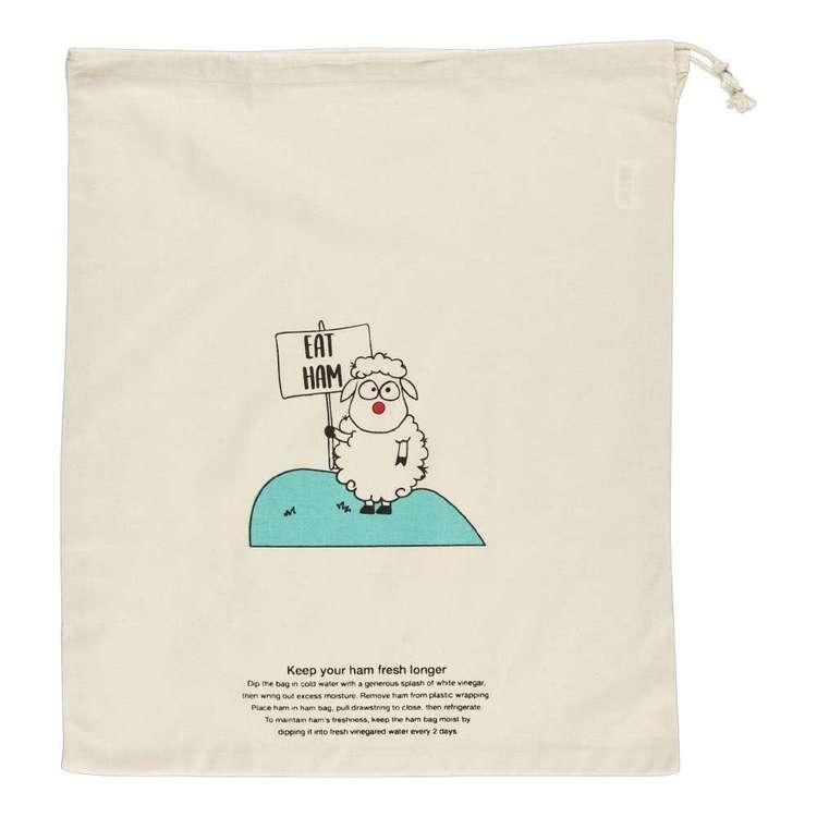 Ladelle Eat-Ham Ham Bag