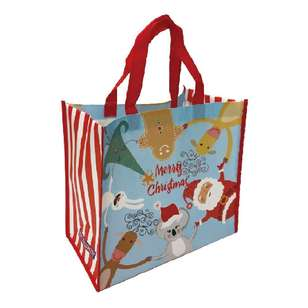Spotlight Santa Kingdom Shopping Bag