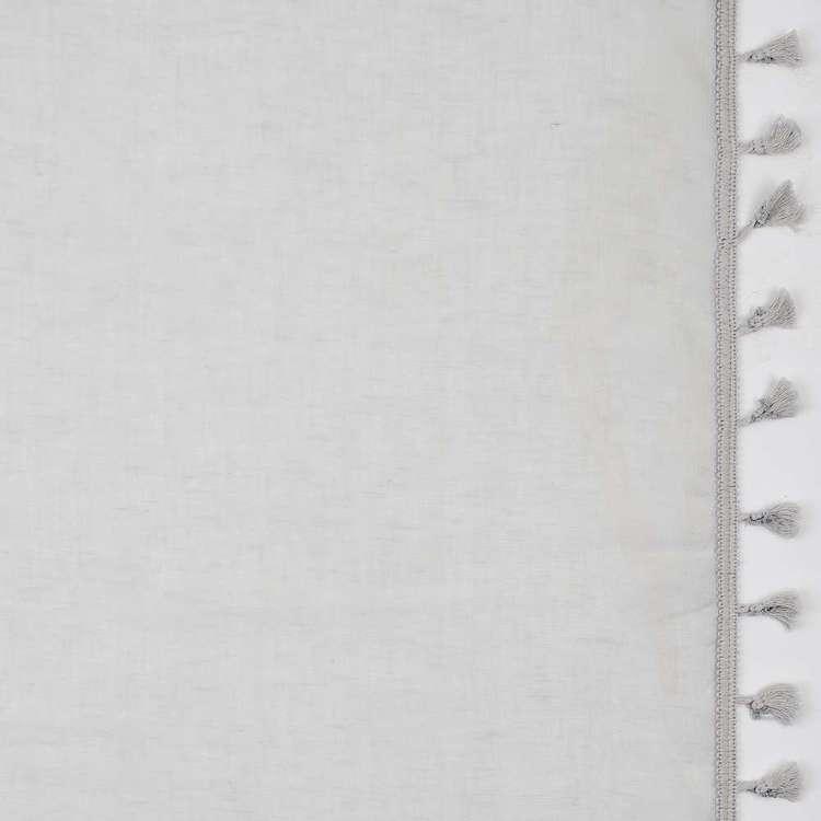 KOO Delta Rod Pocket Sheer Curtains