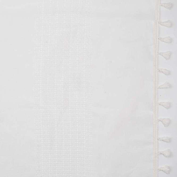 KOO Carly Rod Pocket Sheer Curtains