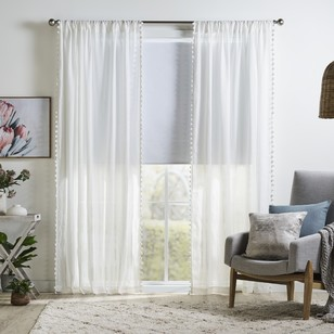 KOO Mila Rod Pocket Curtain