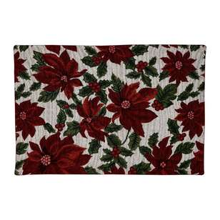 Living Space Festive Hope Tapestry Placemat