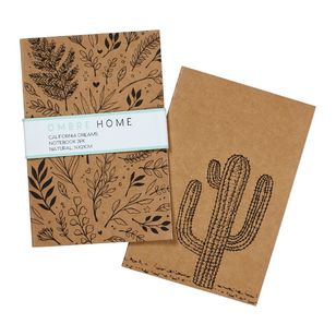 Ombre Home California Dreams 2 Pack Notebook