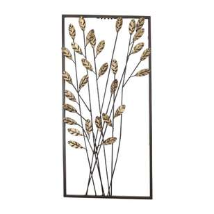 Ombre Home California Dreams Metal Wall Hanging