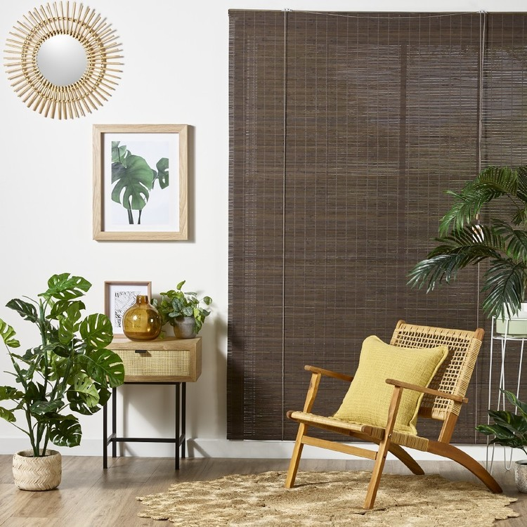 Windowshade Bamboo Roll Up Blind