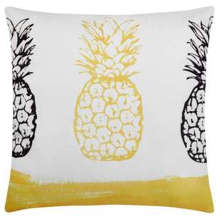 Bouclair Soleado Pineapple Cushion