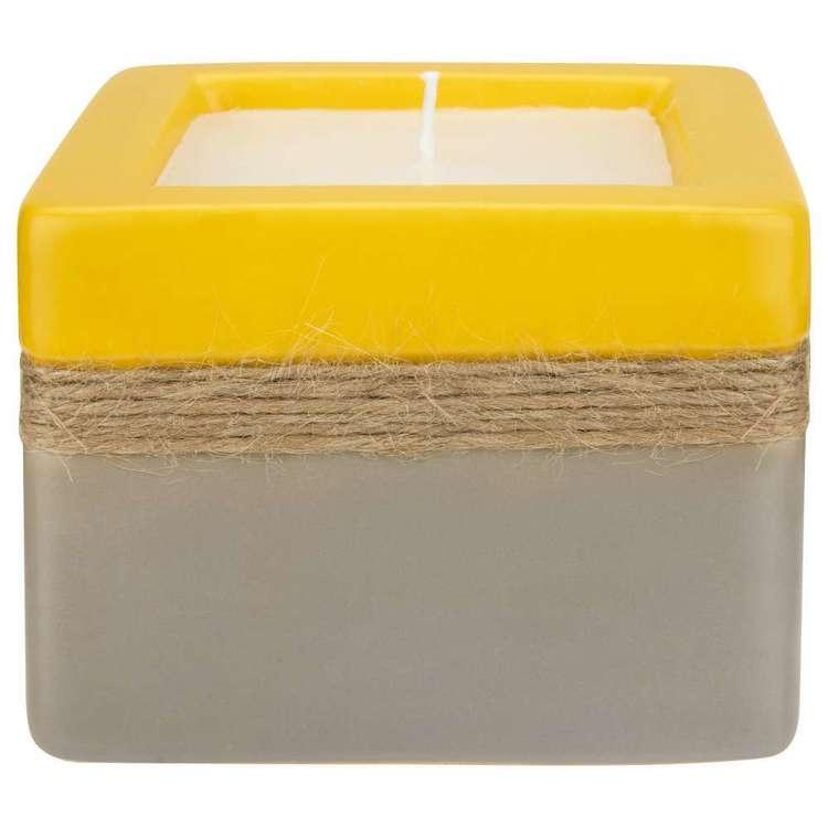 Bouclair Soleado Ceramic Candle
