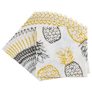 Bouclair Soleado Pineapple Napkin