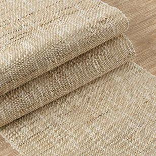 Bouclair Tropica Straw Table Runner