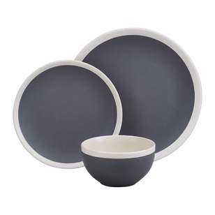 Culinary Co 2 Tone Speckle 12 Piece Dinnerset