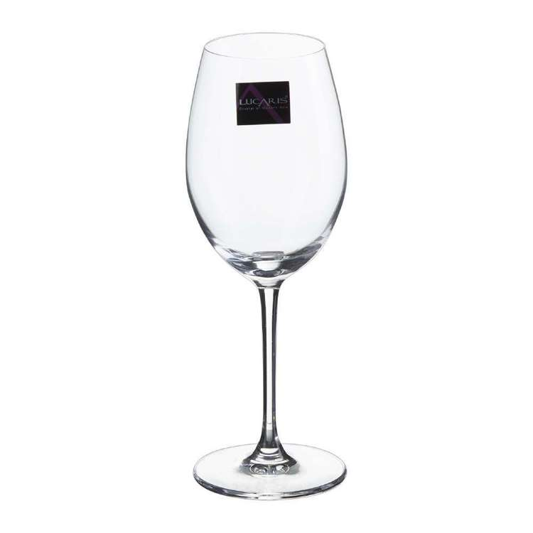 Lucaris Chardonnay 6 Piece Glassware Set