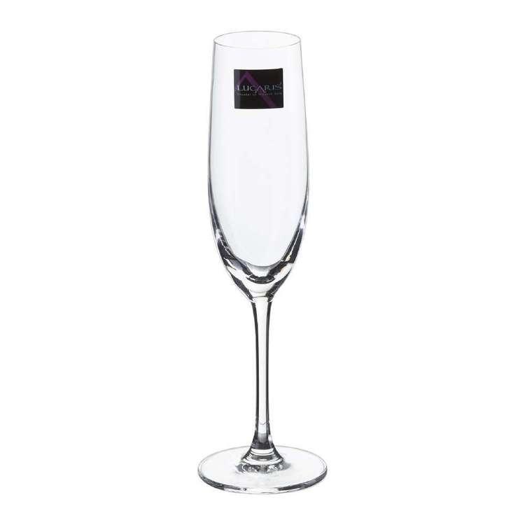 Lucaris Champagne 6 Piece Glassware Set