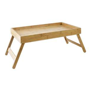 Culinary Co Bamboo Breakfast Tray