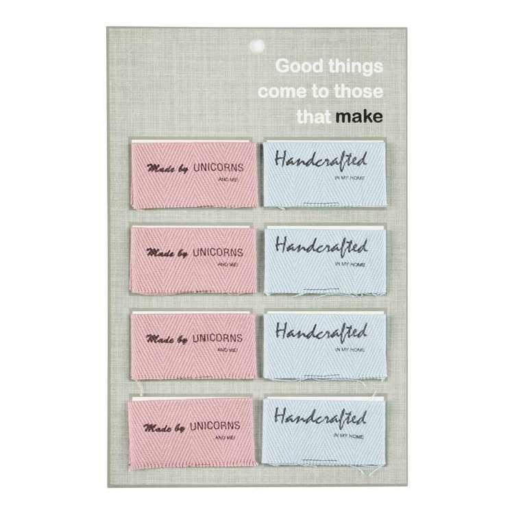 Woven Garment Labels # 3