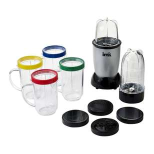 IMK Rocket Blender 17 Piece Kit