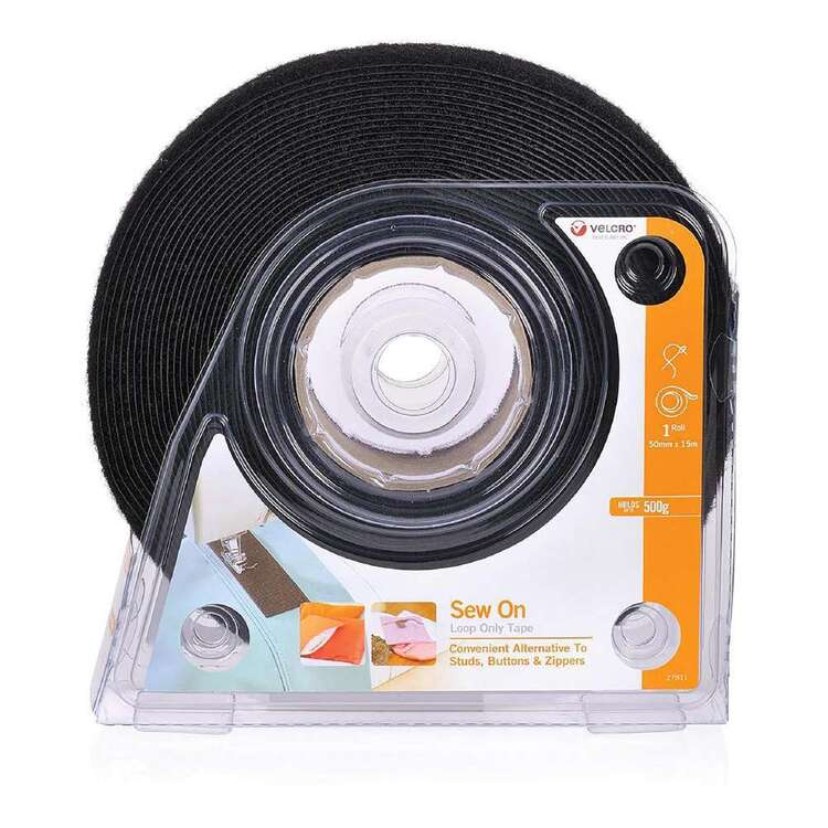 VELCRO Brand Sew On Loop Only Tape