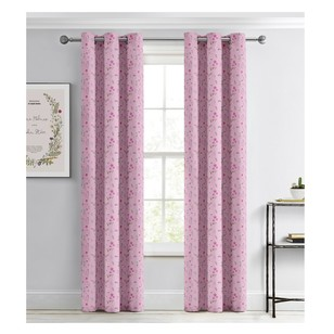 KOO Happy Fairy Blockout Eyelet Curtains
