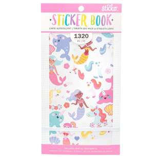 American Crafts Sticko Fantasy Animal Sticker Book
