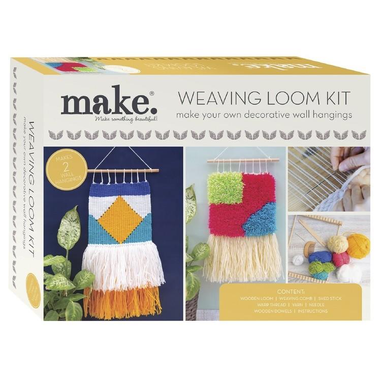 Make Summer Life Weaving Kit, 550G