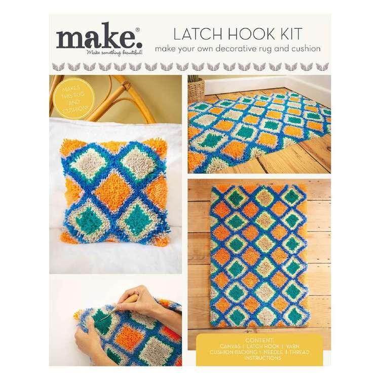 Make Summer Life Latch Hook Kit