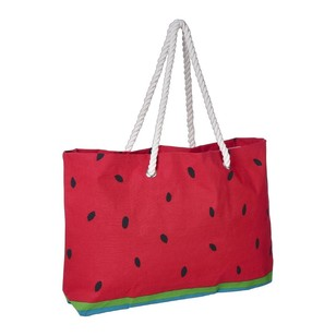 Brampton House Watermelon Beach Bag
