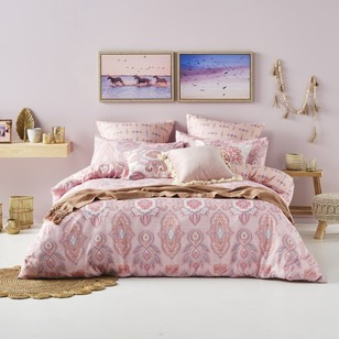 Ombre Home California Dreams Lina Quilt Cover Set