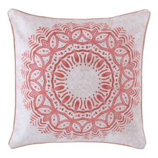 Ombre Home California Dreams Mandala Cushion