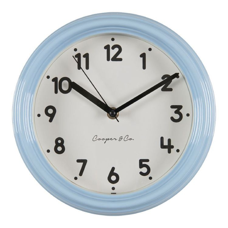 Cooper & Co Summer Life Sorbet Clock