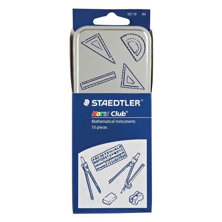 Staedtler Noris Math Instruments Set 10 Pack