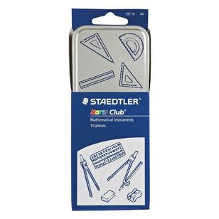 Staedtler Noris Math Instruments Set 10 Pack