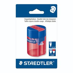 Staedtler Double Hole Sharpener Tub