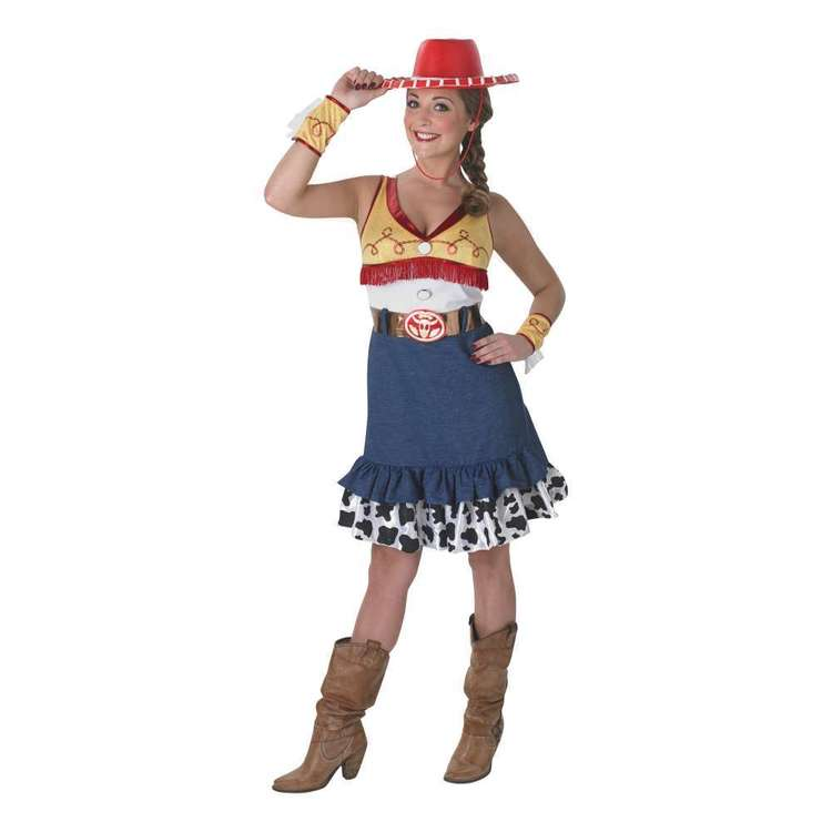 Disney Toy Story Jessie Adult Costume
