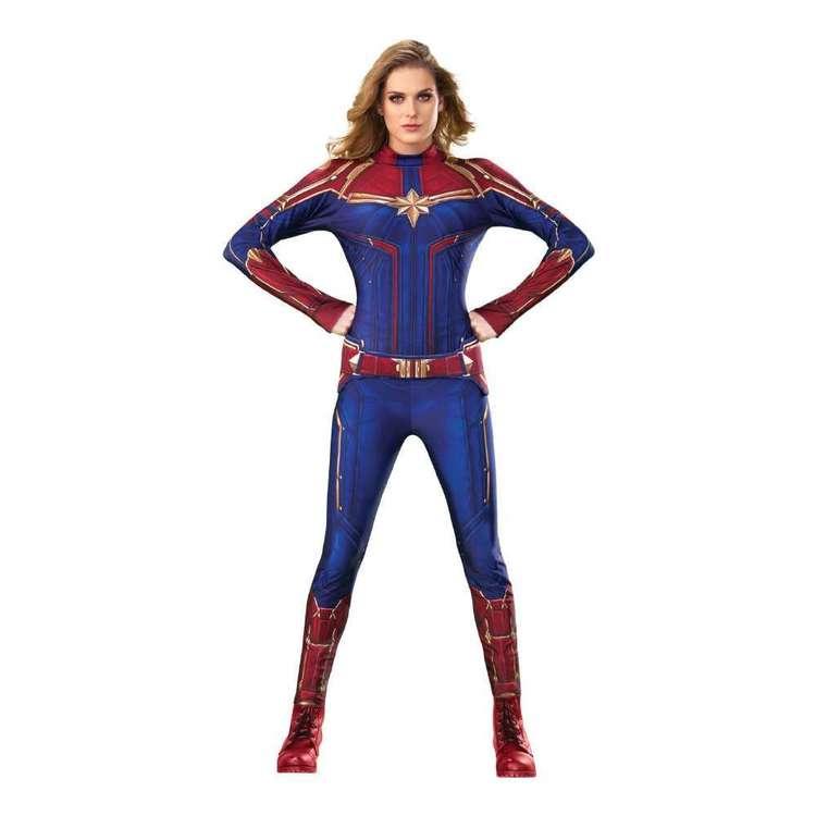 Captain Marvel Women's Costume