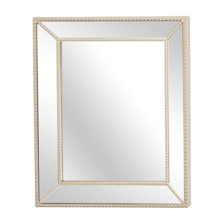 Cooper & Co Summer Life Beaded Mirror